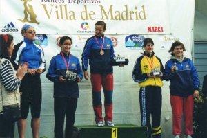 2º Duatlón villa de Madrid 2001